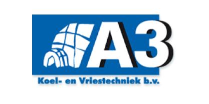 logo A3 koel en vriestechniek